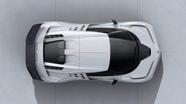 Bugatti Centodieci - full above