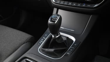 Hyundai i30 - gearlever