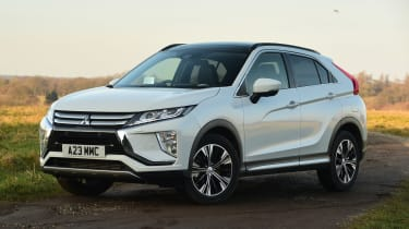 Mitsubishi Eclipse Cross - front static