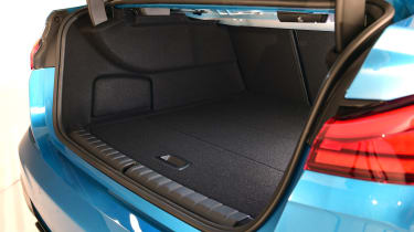 BMW 2 Series Gran Coupe - boot studio