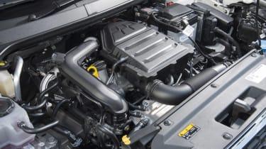 SEAT Arona 1.2 TSI engine