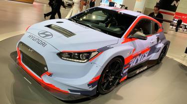 Hyundai RM19 concept - Los Angeles front