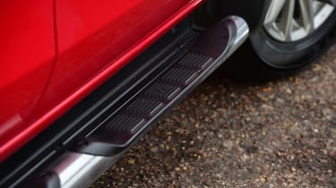 Mitsubishi L200 long-term test - side sill