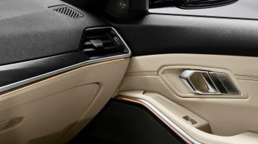 BMW 3 Series Touring - studio interior detail