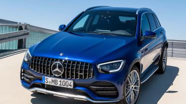 Mercedes-AMG GLC 43 2019 facelift