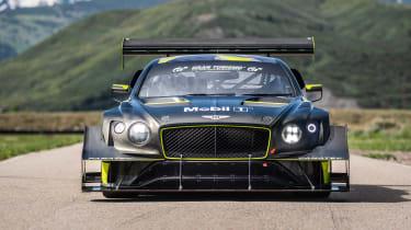 Bentley Fanatec wheel - GT3 front