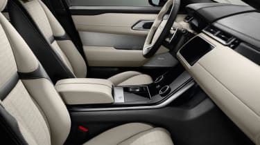 Range Rover Velar - studio front seats