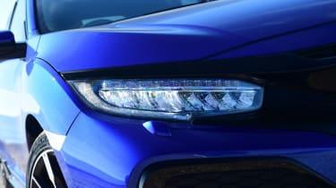 Honda Civic - headlight