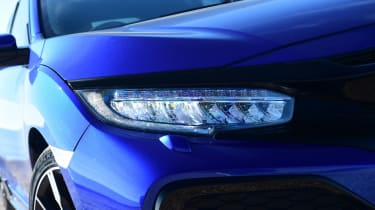 Honda Civic - headlight