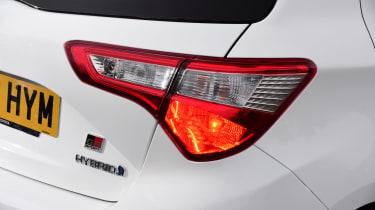 Toyota Yaris GR Sport - rear lights