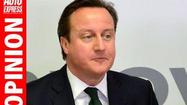 Opinion David Cameron