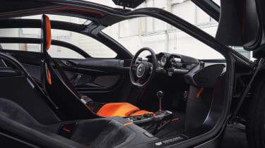 GMA T.50 - interior