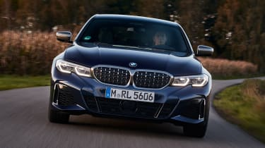 BMW M340i xDrive - full front