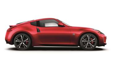 Nissan 370z 2018 side