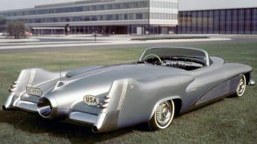 GM LeSabre - rear