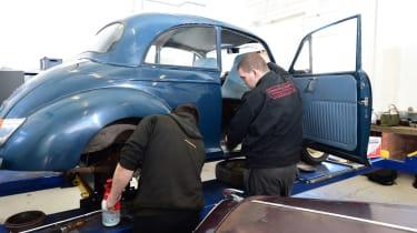 Classic car, Morris Minor