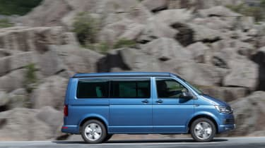Volkswagen California T6 side