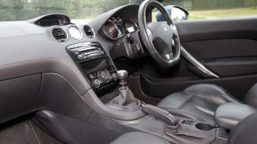 Used Peugeot RCZ - interior