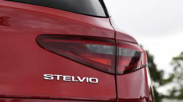 Alfa Romeo Stelvio Quadrifoglio rear light