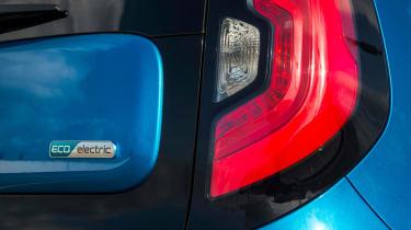 Kia Soul EV - tail-light
