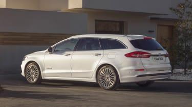 Ford Mondeo Estate Hybrid - rear static