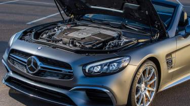 Mercedes-AMG SL 65 - engine