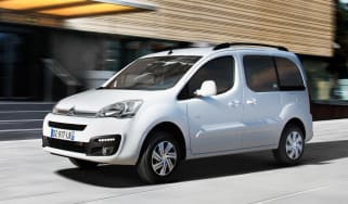 Citroen E-Berlingo Multispace - front