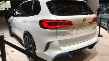 BMW i Hydrogen NEXT - Frankfurt rear