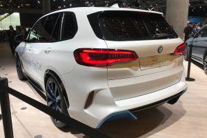 BMW i Hydrogen NEXT - Frankfurt rear