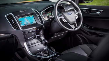 Ford Edge Sport - dash