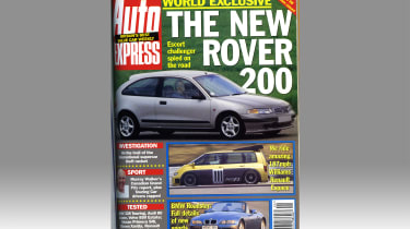 Auto Express Issue 350