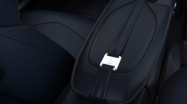 Aston Martin DBS Superleggera Concord - centre console