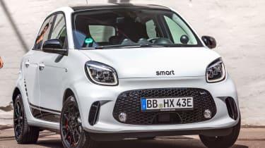 Smart EQ ForFour - front