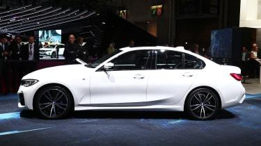 BMW 3 Series - Paris side