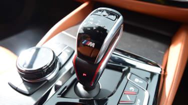 BMW M5 - centre console