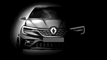 Renault Kadjar coupe-SUV