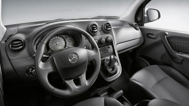 Mercedes Citan interior