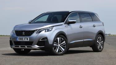 Peugeot 5008 - front