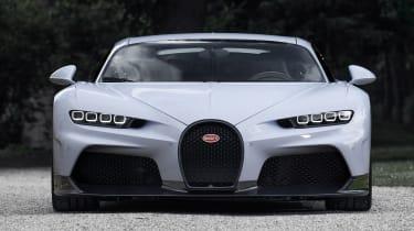 Bugatti Chiron Super Sport - full front