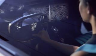 Peugeot autonomous