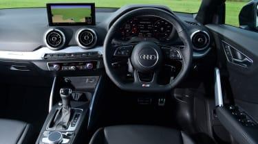 Audi SQ2 - interior