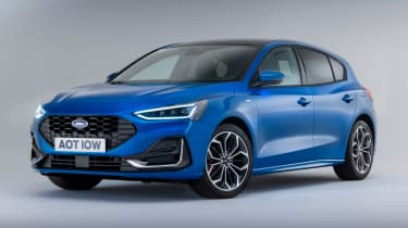 Ford Focus ST Line - front