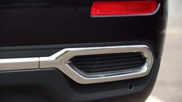 Renault Koleos Initiale Paris not exhaust
