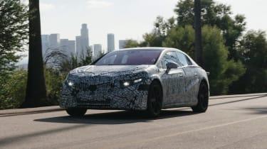 Mercedes EQS - teaser 4