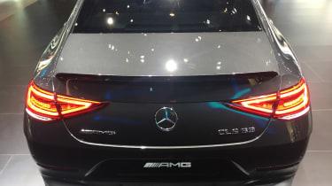 Mercedes-AMG CLS 53 - Detroit full rear