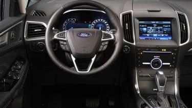 Ford Galaxy AWD - dash