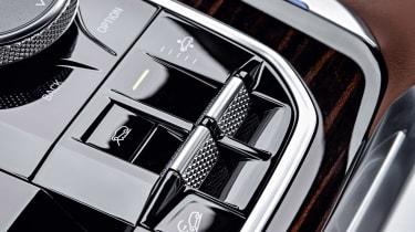 BMW X5 - interior details