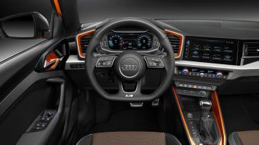 Audi A1 Citycarver - interior