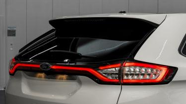 Ford Edge Vignale - studio rear close