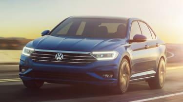 Volkswagen Jetta - front